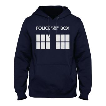 Sweat-shirt Doctor Who - Police Public Call