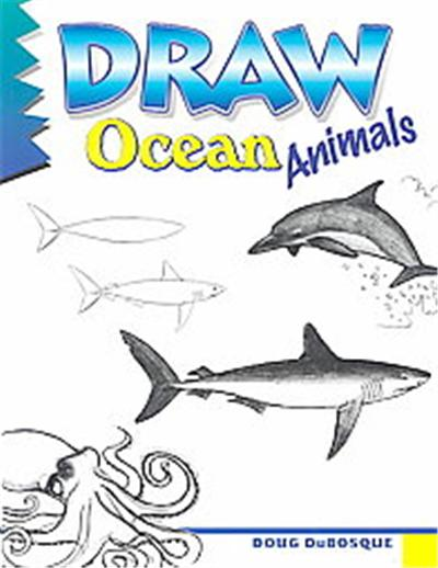 Draw! Ocean Animals, Draw