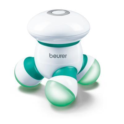 BEURER - MG 16 - MINI MASSEUR - VERT / BLEU