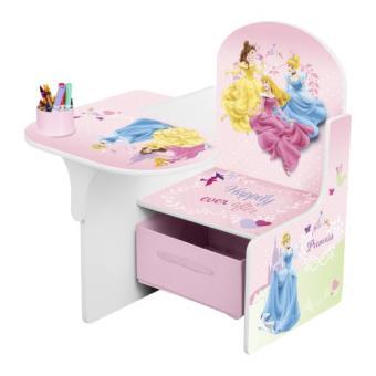 Delta Children Bureau Et Chaises Princesse
