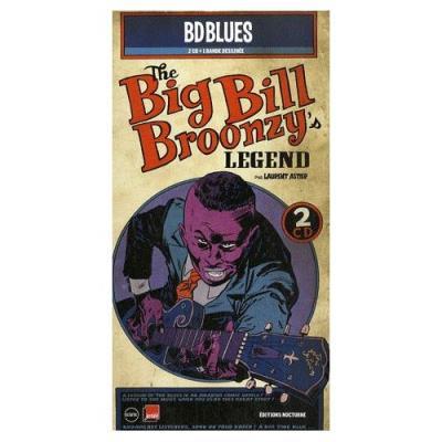 The Big Bill Broonzy's legend (2CD audio)