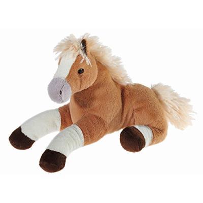 Heunec - 2045404 - peluche - cheval wendy - sultan - 25 cm