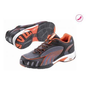 De 37 Puma Sécurité S1 Fuse Pointure Motion Red Femme Chaussures dBZ8Fwqd