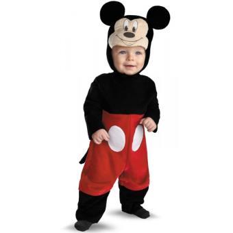 Costume de mickey mouse haut de gamme pour b b 6 12 Chambre bebe haut de gamme