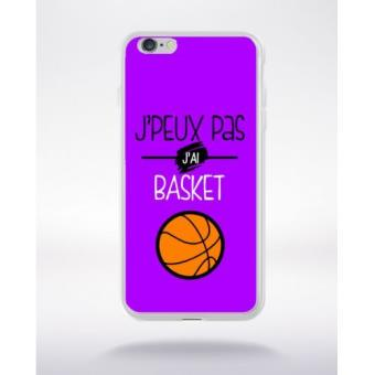 coque de basket iphone 6