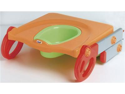 BABYSUN NURSERY - Pot évolutif toily 2 en1 orange