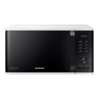 Samsung MS23K3555EW - four micro-ondes monofonction - pose libre - blanc
