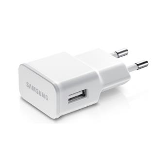 Samsung Galaxy S4 Chargeur secteur + cable BLANC Micro USB d