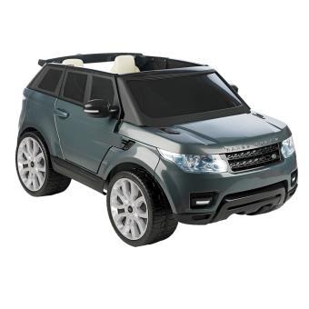 feber voiture lectrique pour enfant 12 v range rover sport gris v hicule lectrique pour. Black Bedroom Furniture Sets. Home Design Ideas