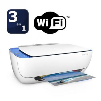 imprimante hp deskjet 3632 tout en un wifi blanche imprimante jet d encre. Black Bedroom Furniture Sets. Home Design Ideas