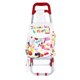 chariot de courses pour enfant haribo petit caddie. Black Bedroom Furniture Sets. Home Design Ideas