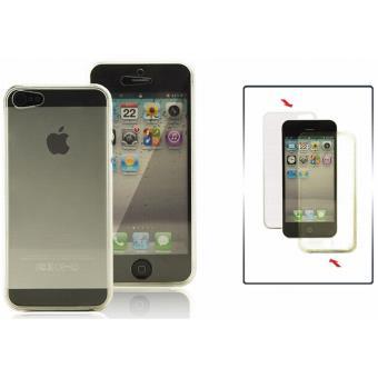 Coque intégrale transparente pour Iphone SE