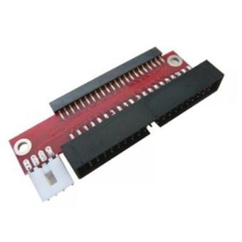 convertisseur ide 2 5 vers 3 5 prise floppy pour adapter un disque dur de portable sur un. Black Bedroom Furniture Sets. Home Design Ideas