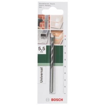 Bosch 2609255473 Foret Multiusage 5,5 Mm