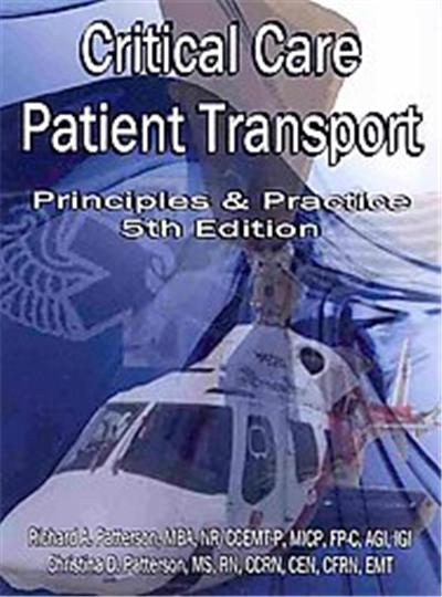 Critical Care Patient Transport, Principles and Practice