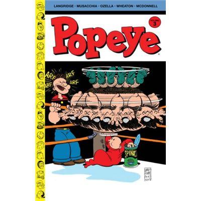 Popeye Volume 3 (Paperback)