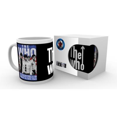 Tasse de ceramique The Who Band