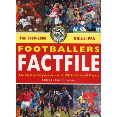 Official Professional Footballers' Association Footballers' Factfile 1999-2000 - [Version Originale]