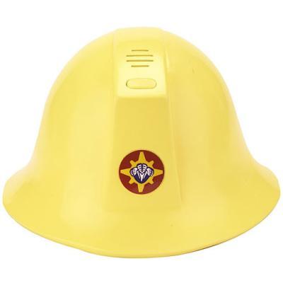 Fireman Sam – Helmet with Sounds – Casque de Sam le Pompier – Effet Sonores en Anglais