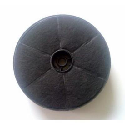 Filtre charbon rond (17,4x4,5cm) (a l'unite) pour Hotte AIRLUX (99221)