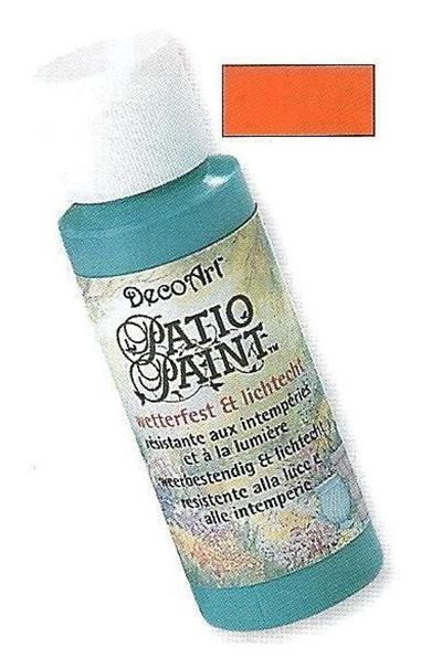 Patio Paint, flacon 59 ml - Orange capri