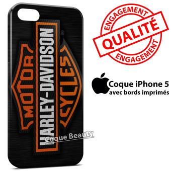 coque iphone 5 harley davidson