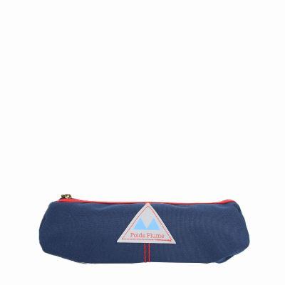 Trousse triangle PP color 21 cm Les Bicolores