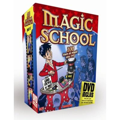 MAGIC SCHOOL +100 TOURS + DVD