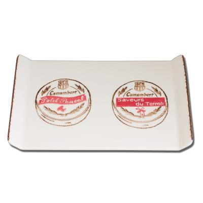 Table Passion - Plat Fromage 34X22 Camembert