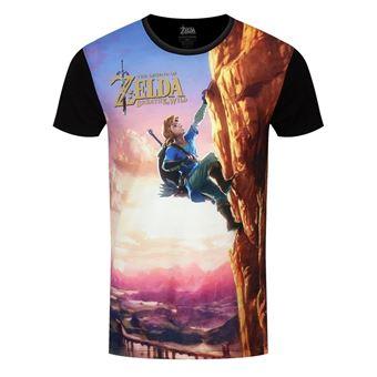 The Legend of Zelda T-Shirt Breath Of The