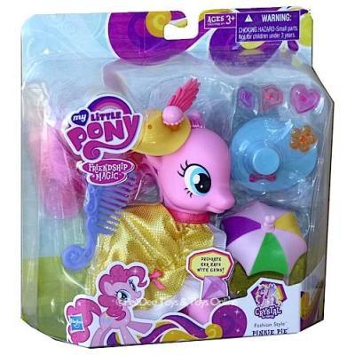 Hasbro - Mon petit poney - Poney beauté et coiffure