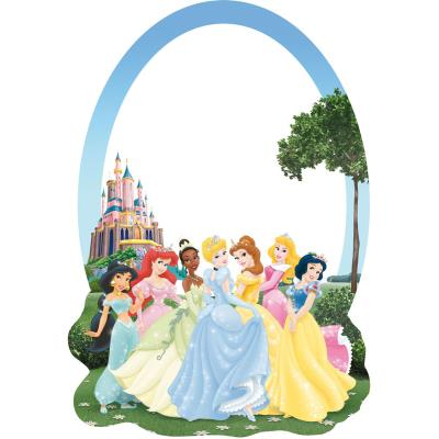 Miroir Princesse Disney