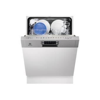 lave vaisselle avec bandeau electrolux esi5515lox achat prix fnac. Black Bedroom Furniture Sets. Home Design Ideas