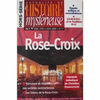ACTUALITE DE L'HISTOIRE MYSTERIEUSE