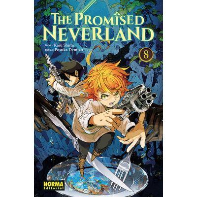 The Promised Neverland 8 - [Livre en VO]