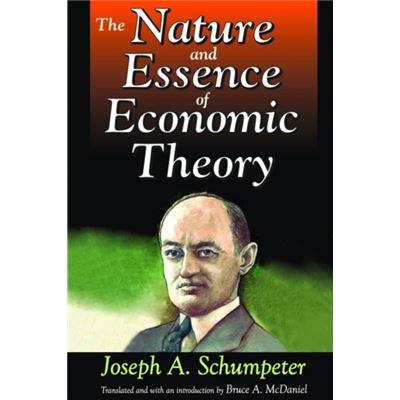 Nature & Essence Of Economic Theory