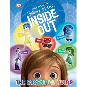 Disney pixar the inside out essenti