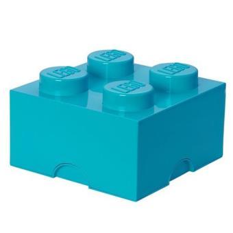 bo te de rangement lego brick 4 lego achat prix fnac. Black Bedroom Furniture Sets. Home Design Ideas