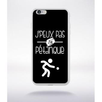 coque iphone 6 petanque