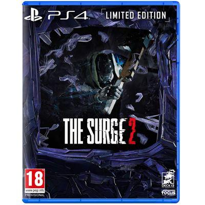 The Surge 2 Edition Limitée sur PS4