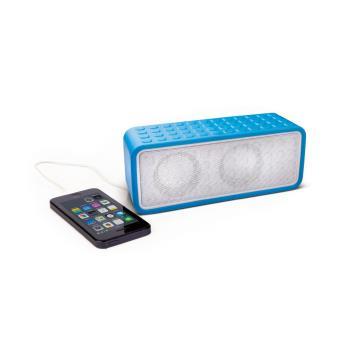 Enceinte Bluetooth Dynabass Powersound Bleu