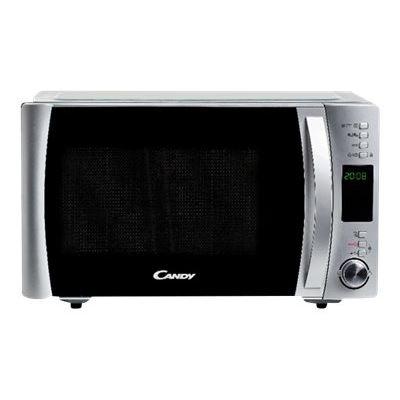 Candy CMXC 25 DCS - four micro-ondes grill - pose libre - argenté(e)