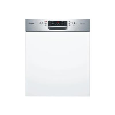 Bosch SuperSilence SMI46IS09E lave-vaisselle - intégrable - inox