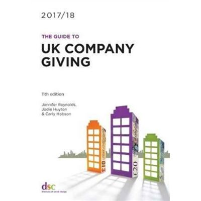 Guide To Uk Company Giving 201718 The