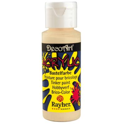 Peinture acrylique - Ivoire - 59 ml