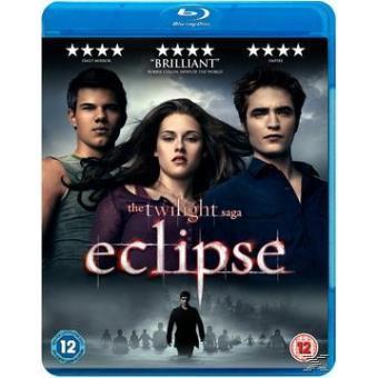 The Twilight Saga: Eclipse - Blu-ray Importação