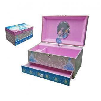 boite bijoux boite musique disney princesse avec tiroir cendrillon cuisine achat. Black Bedroom Furniture Sets. Home Design Ideas