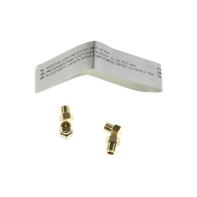 Whirlpool Kit Injecteurs Butane Propane Ref: 481010696148