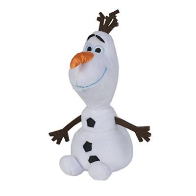 Simba - La Reine des neiges peluche New Olaf 20 cm