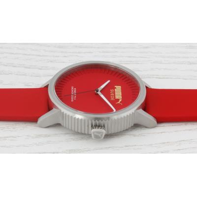 montre puma rouge